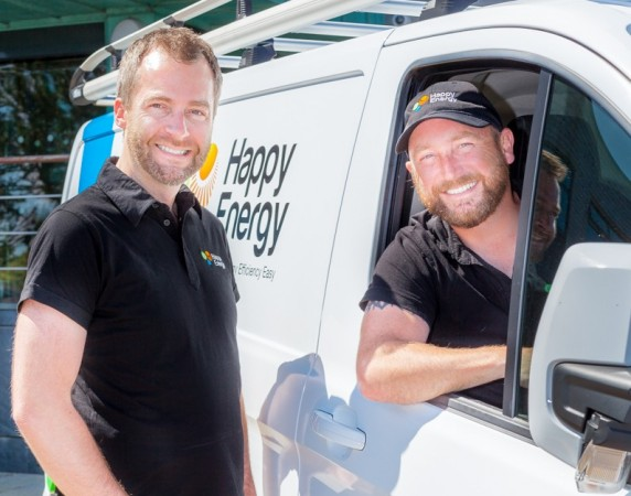 Trust Happy Energy to apply for your heating grant